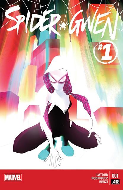 Spider-Gwen v1