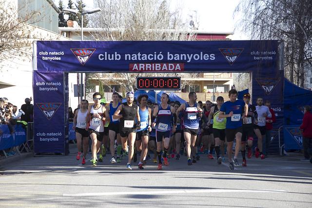 2017 - Mitja marató de Banyoles