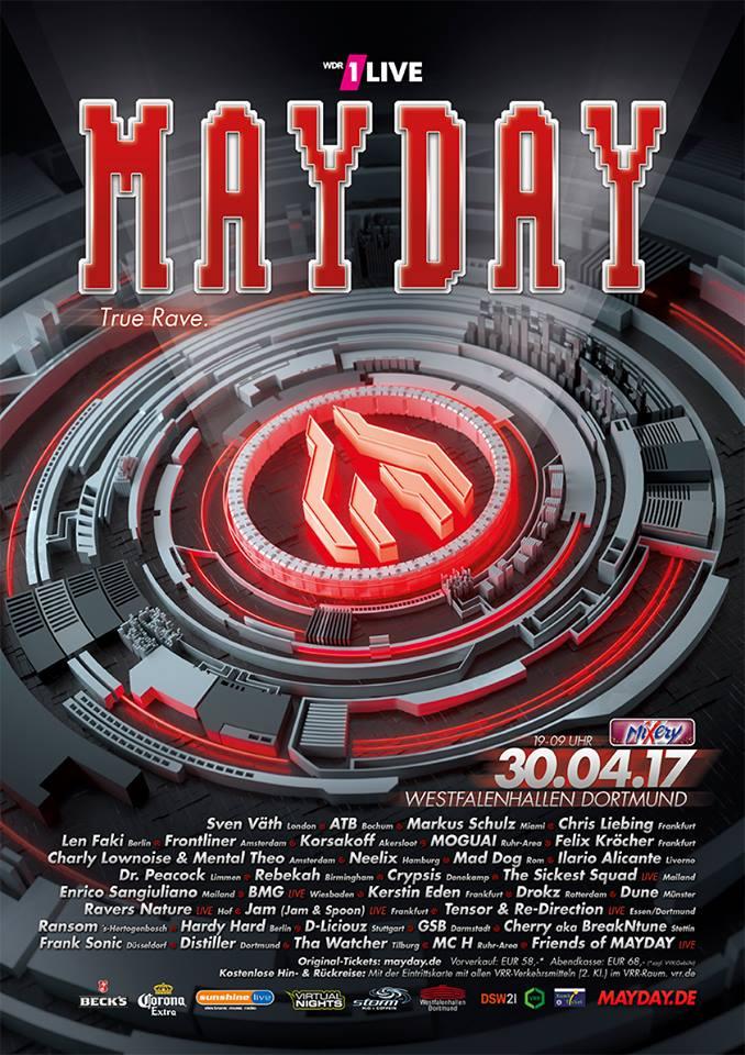 cyberfactory 2017 mayday westfalenhallen dortmund germany