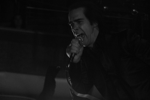Nick Cave White Room Stagger Lee