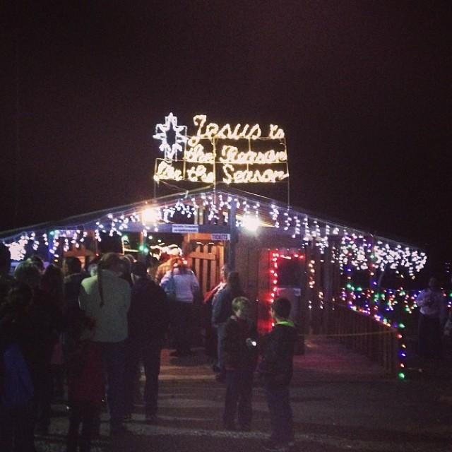 country christmas train denton farm park denton nc by the simply essential life - Christmas Train Denton Nc