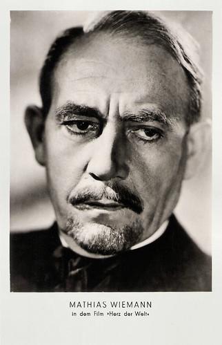 Mathias Wieman in Herz der Welt (1952)