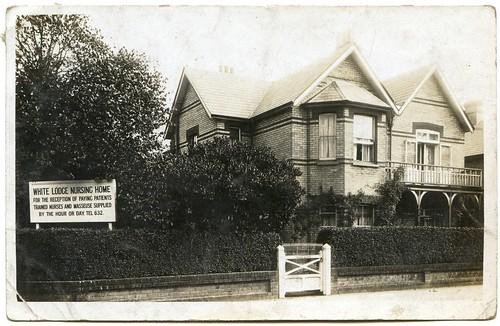 White Lodge Nursing Home Braydon Swindon