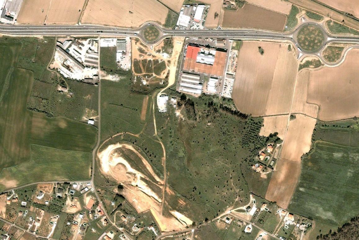 atalaya, badajoz, all along the watchtower, antes, urbanismo, planeamiento, urbano, desastre, urbanístico, construcción