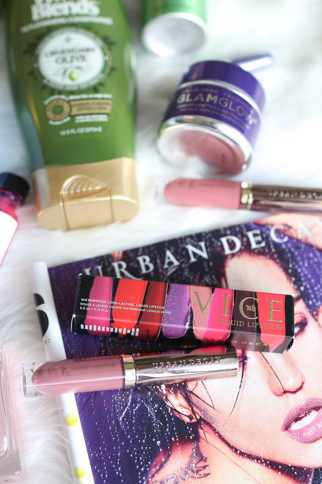 Urban Decay Vice Liquid Lipstick Living After Midnite February Beauty Essentials
