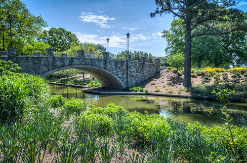Norfolk Botanical Garden HDR | by m01229