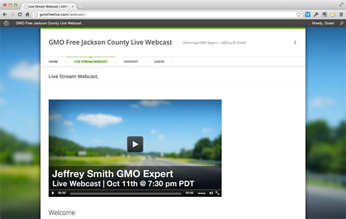 GMO-FREE-Jeffrey-Smith | by e3webcasting