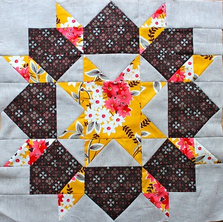 Swoon Block | by CoraQuilts~Carla