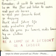 Be A Lamp A Lifeboat Or A Ladder Quotes Poetry Tumblr Flickr
