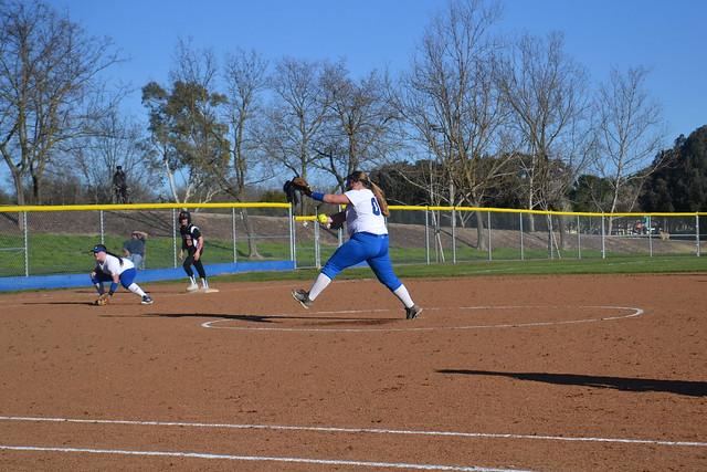 softball 3/8
