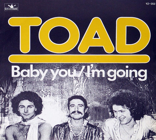 "Toad Baby You / I'm Going 7"" PS Single"