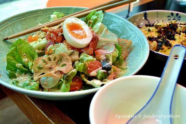 7.Kaiju Japanese x Thai fusion @ APW Bangsar