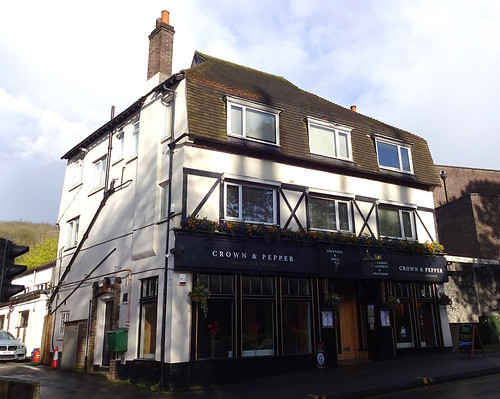 Crown & Pepper, Caterham, London CR3