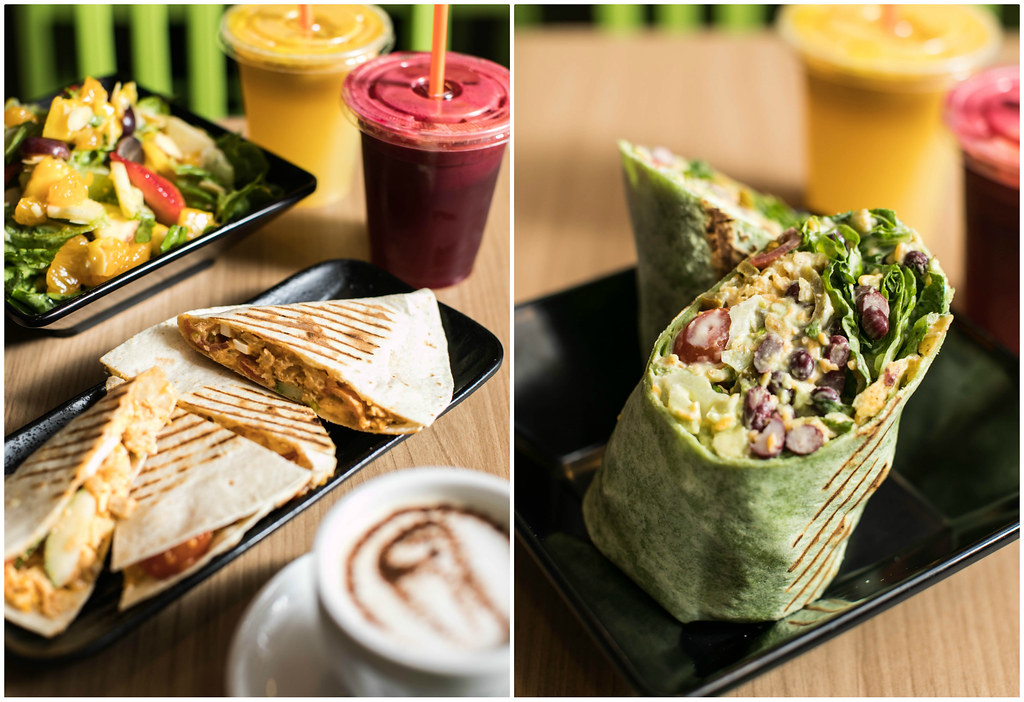 Jem Restaurants: Simply Wrapps