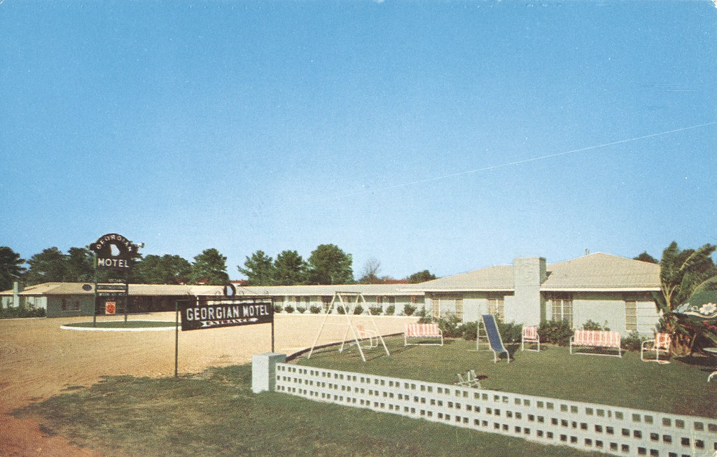 Georgian Motel - Columbus, Georgia