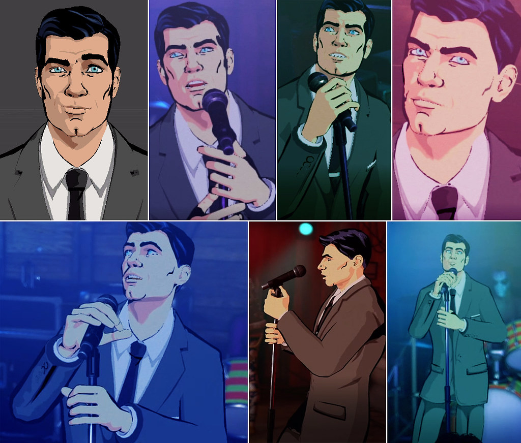 Archer in Rock Band