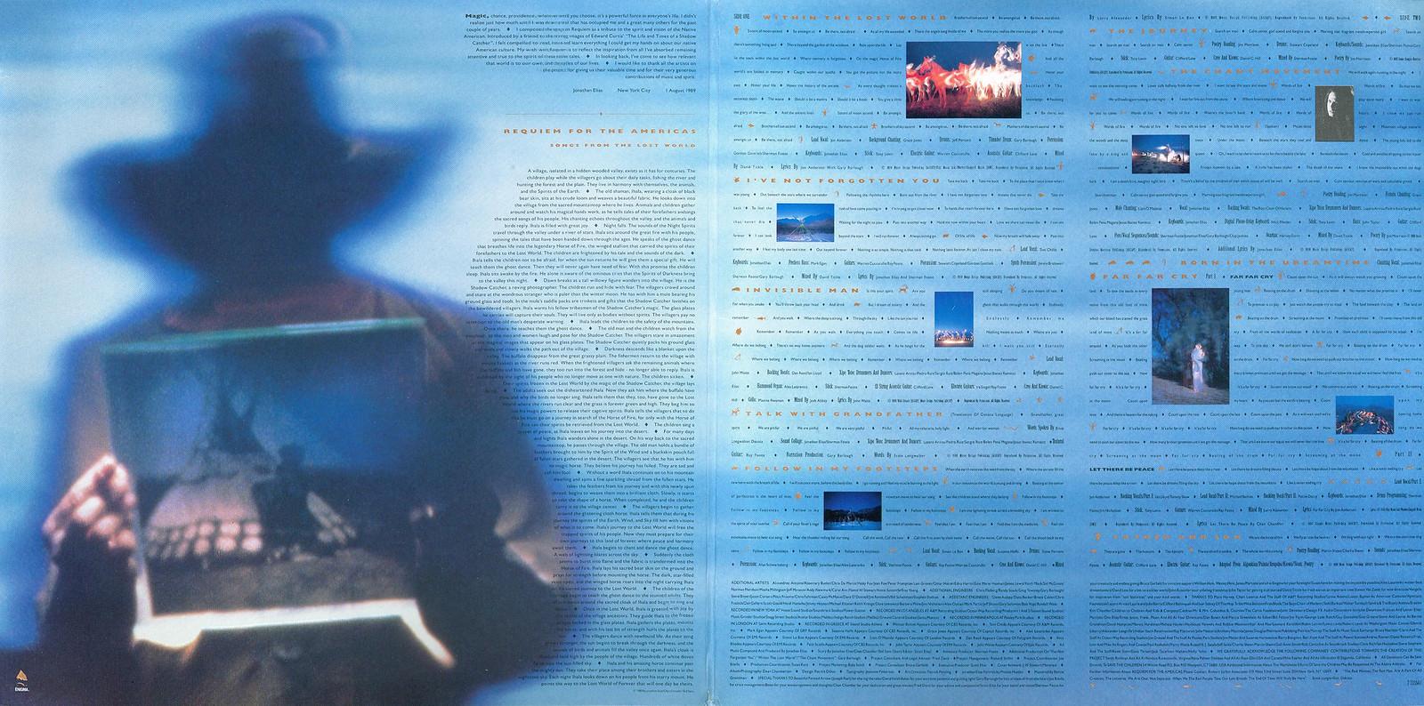 Jonathan Elias - Requiem for The Americas