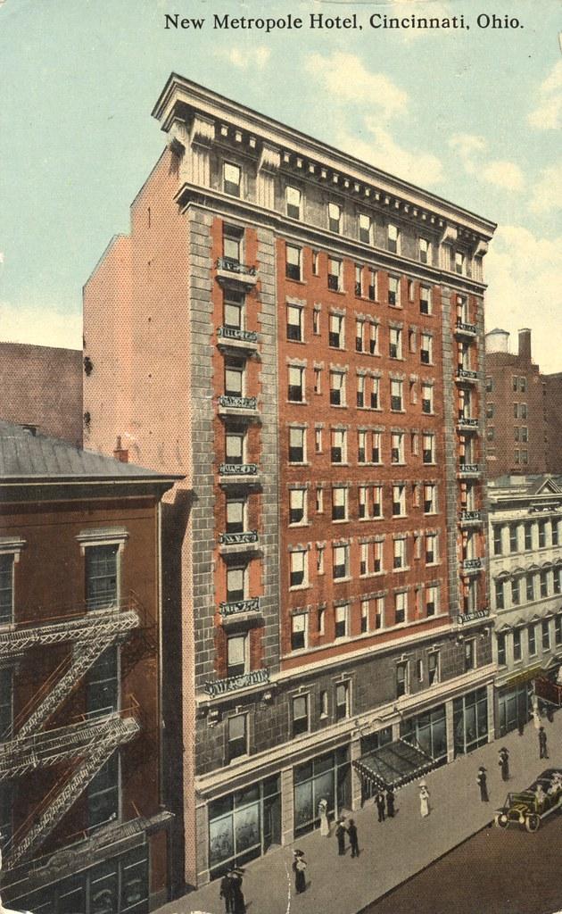 Hotel Metropole - Cincinnati, Ohio