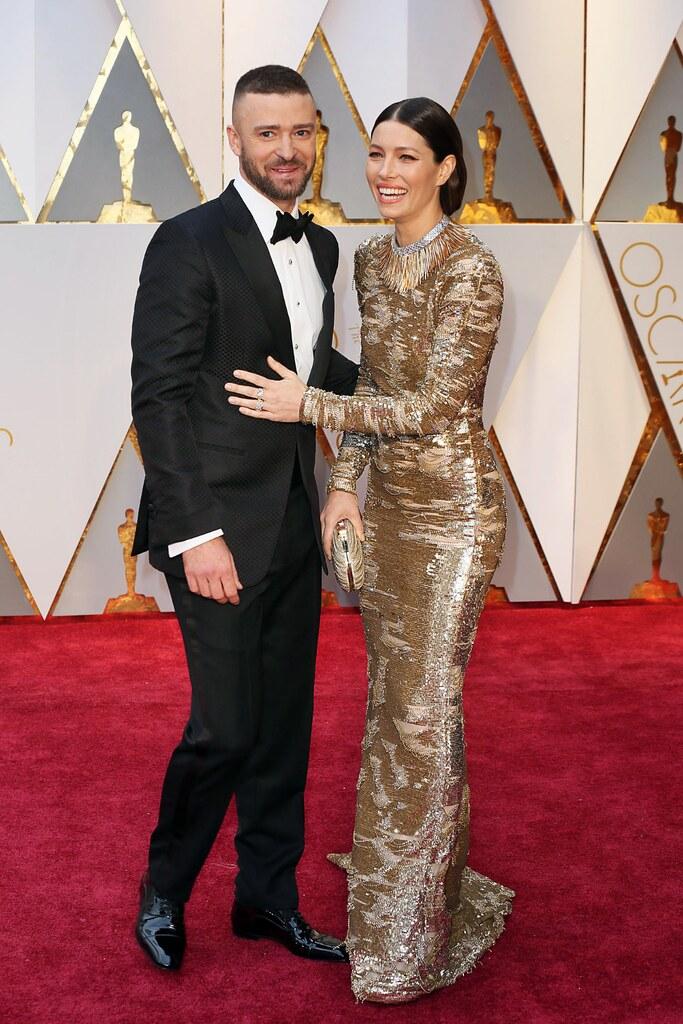 Jessica Biel | Oscars 2017