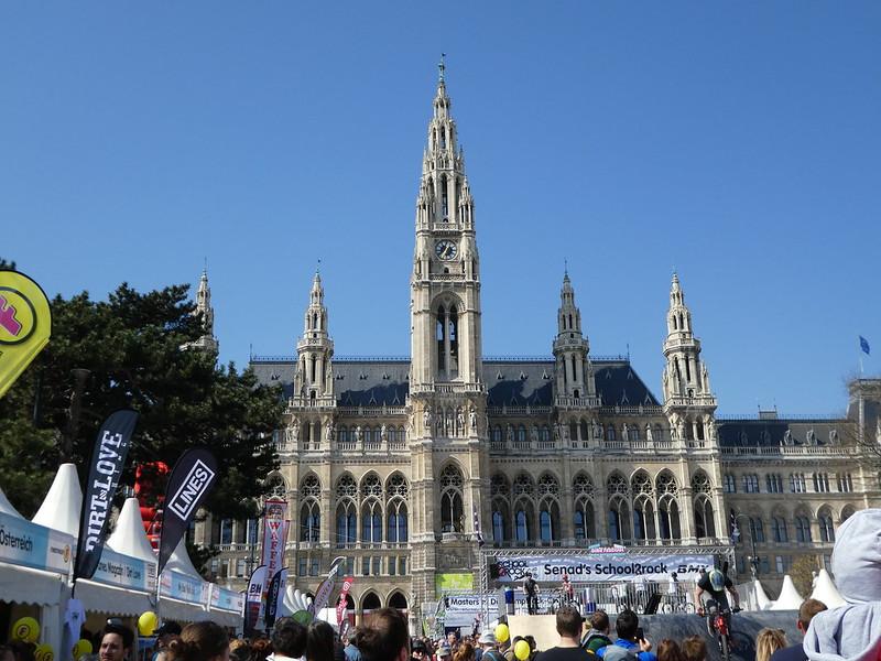 Rathaus (Town Hall) Vienna