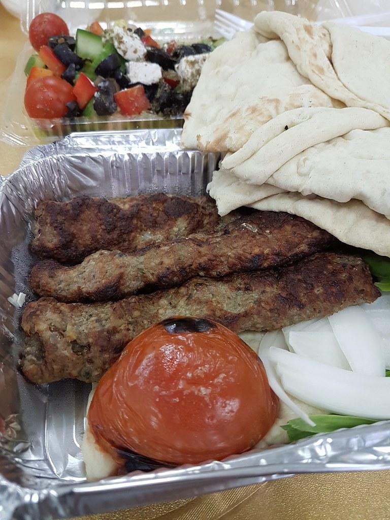 Meat Kebab Grill @ Al Ezzel Power Plant, Bahrain