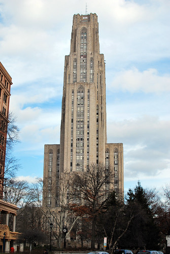 cathedral of learning.