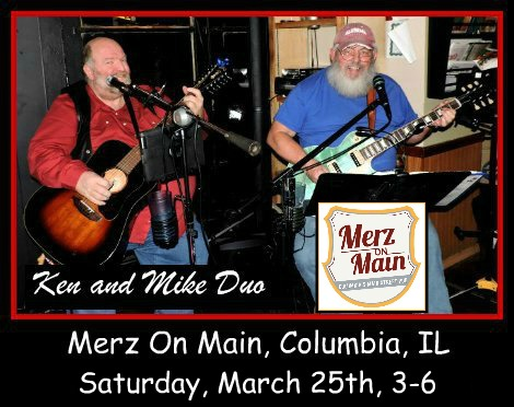Ken and Mike Duo 3-25-17