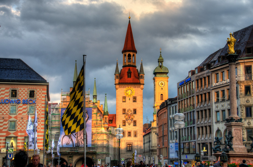 Image result for munich old town