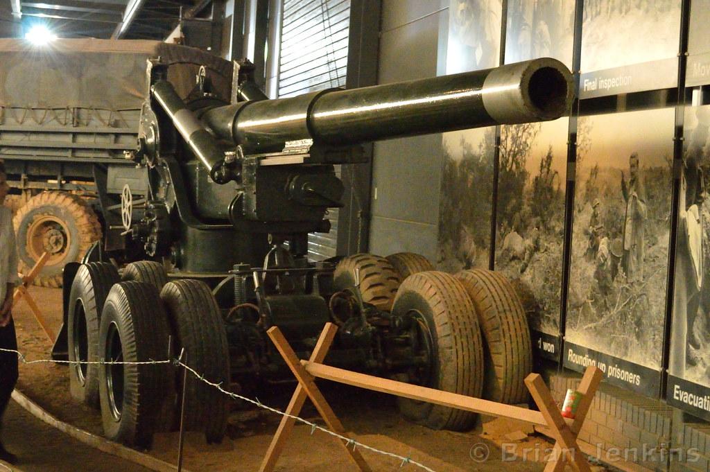 Mk6 BL 7.2 inch Howitzer | WWI...