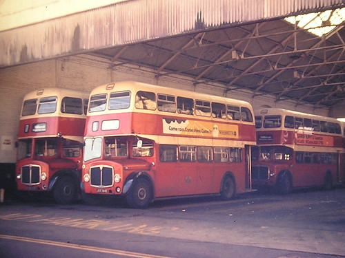 Southampton city transport aec regent vs of southampton - Shirley swimming pool southampton ...