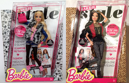 Glamour Luxury Style Barbie And Raquelle My Latest Purchas Momoko By Michy Flickr