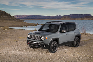 2015 Jeep Renegade Trailhawk | by FCA: Corporate