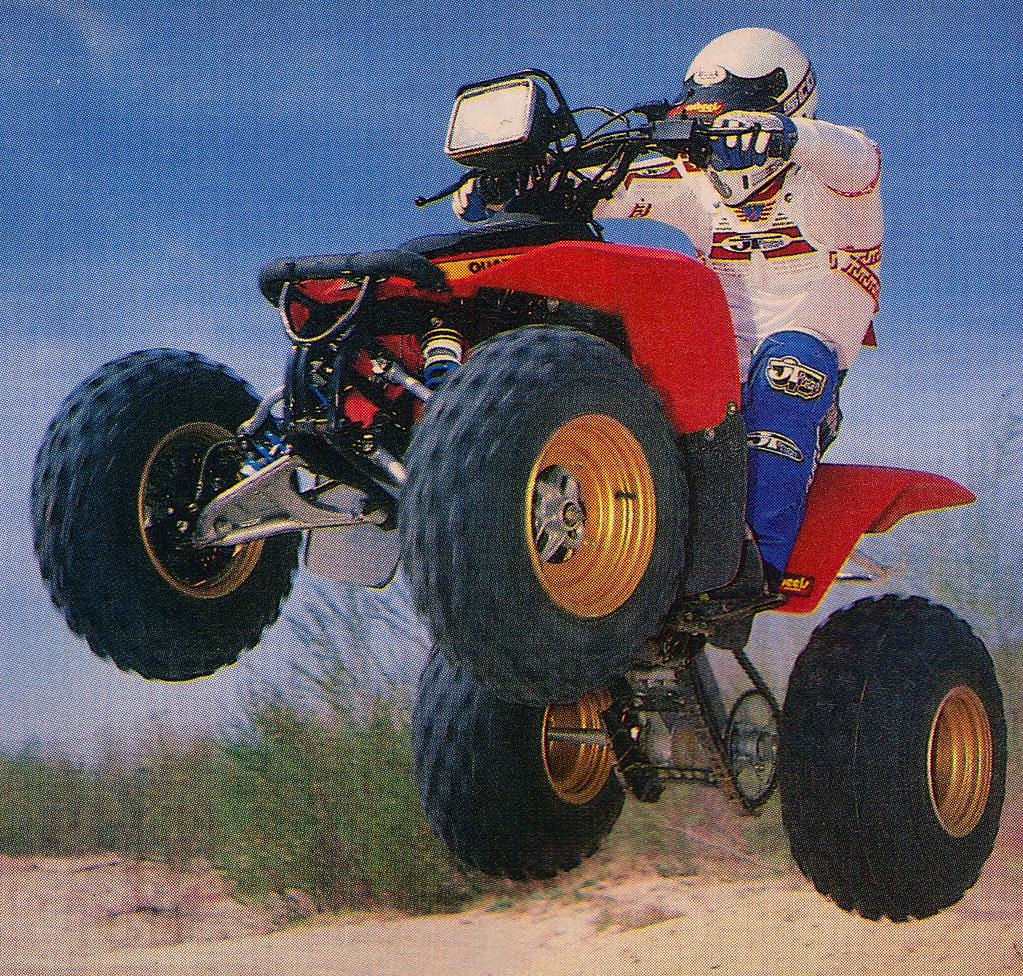 1985 Suzuki Quadsport 230