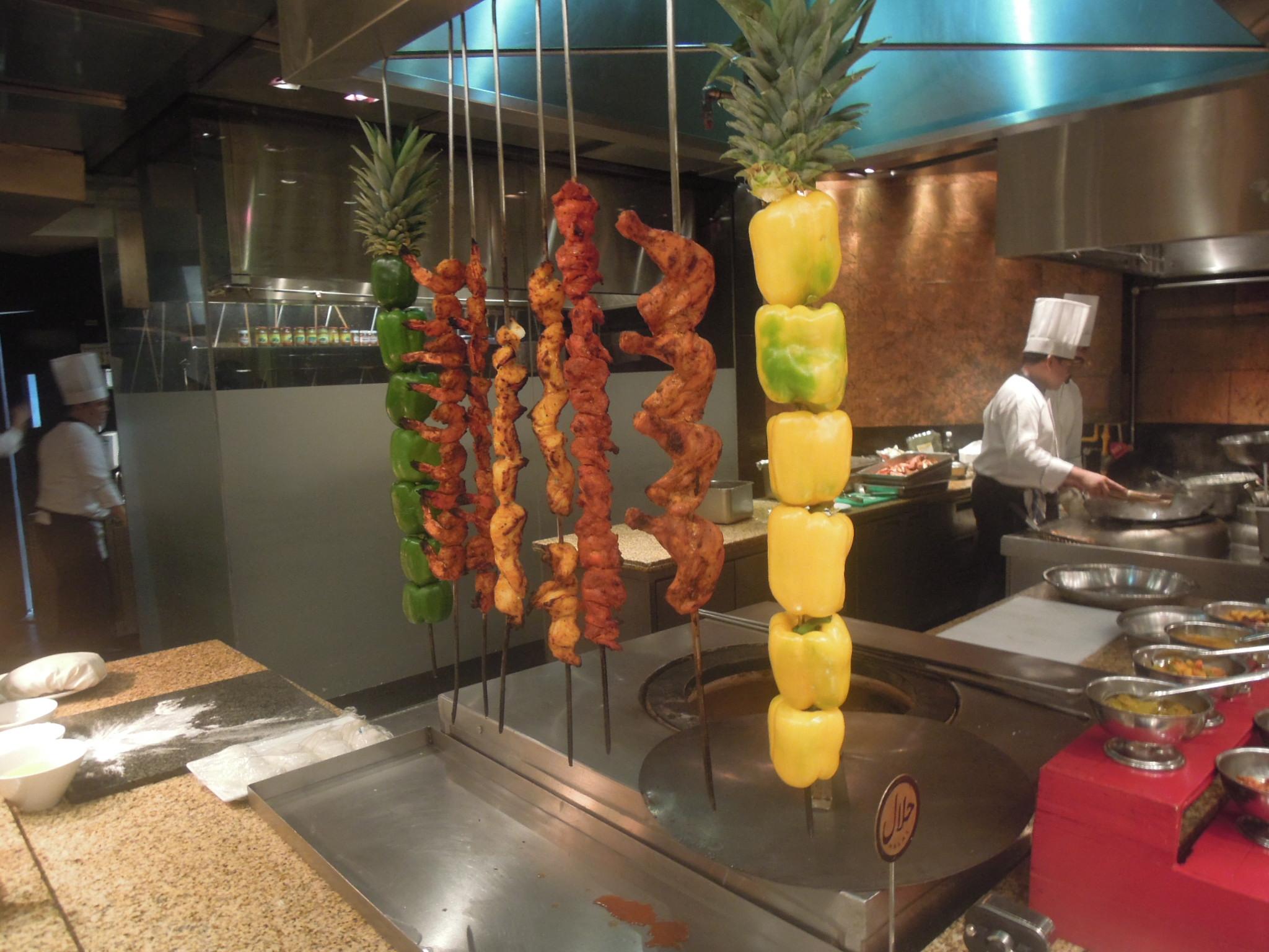 Circles Event Café, Makati Shangri-La