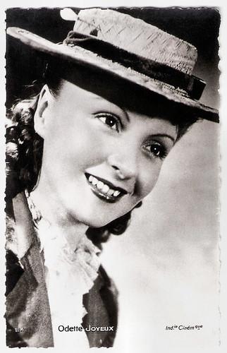 Odette Joyeux in Douce (1943)