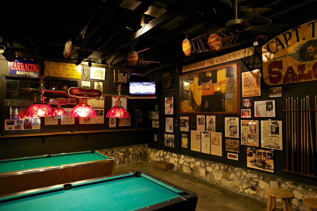Captain Tony's Billiard Room