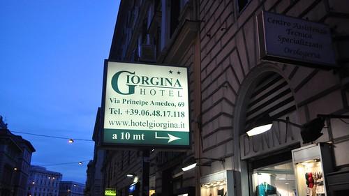 Hotel Giorgina Rom Bewertung