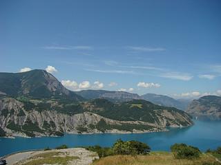 067 Lac de Serre Poncon