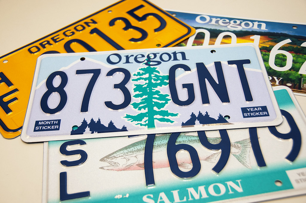 License plates | Oregon license plate styles | Oregon Department of ...