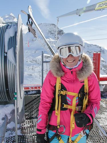 Tyrolienne c cattin ot val thorens 010 office de tourisme de val thorens flickr - Office de tourisme val thorens ...
