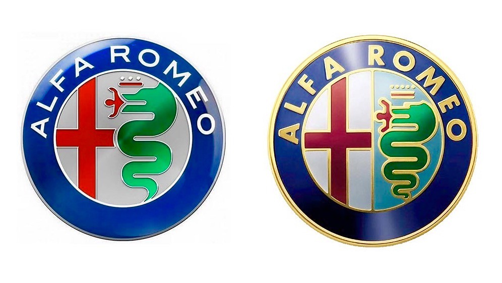 New Alfa Romeo Logo Alfa Romeo Giulia Perfectly Embodies T Flickr