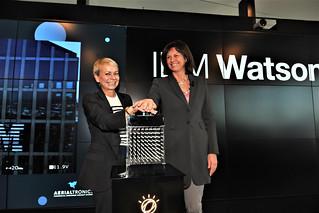 Inauguración del Centro Watson IoT en Múnich