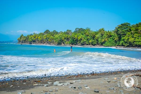 Dan Surfing at Pavones Costa Rica
