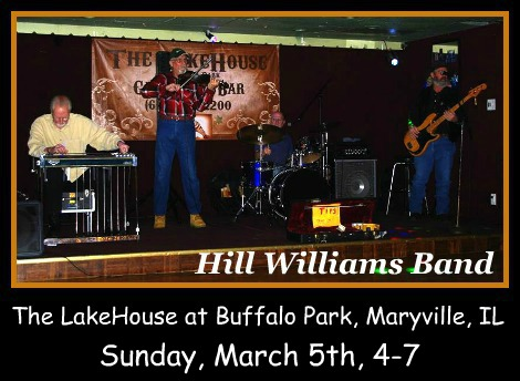 Hill Williams Band 3-5-17