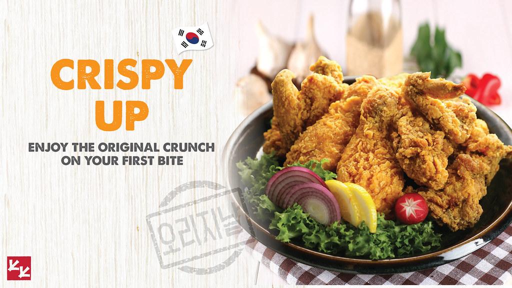 Chicken Up - Crispy Chicken