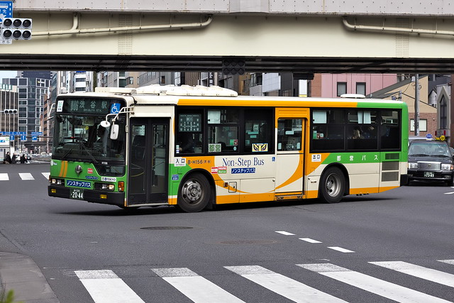 2017/02/24 東京都交通局 H156