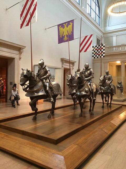 Metropolitan Museum of Art - Hercules Segers, Arms & Armor