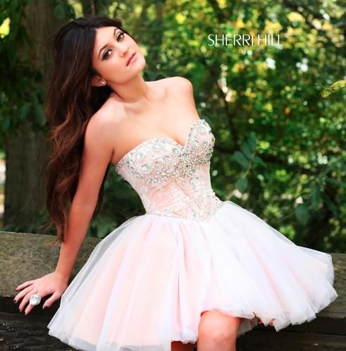 Kendall Kylie Jenner Sherri Hill Prom Dresses Models Photo Flickr