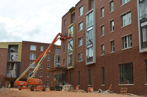 Wolf Ridge Hard Hat Tour | by HousingNCSU