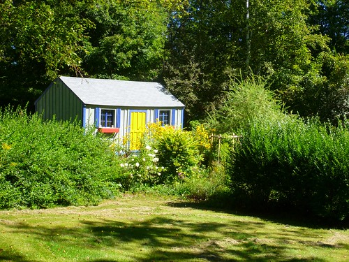 D2R2: Little Big House shed | by Brian W. Ogilvie